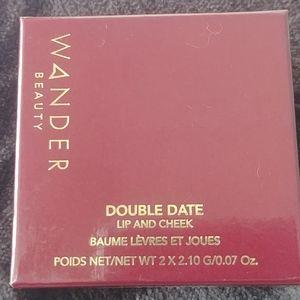 NWOT.  Double Date Lip & Cheek
